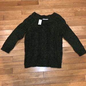 NWT Women's Ann Taylor knit sweater